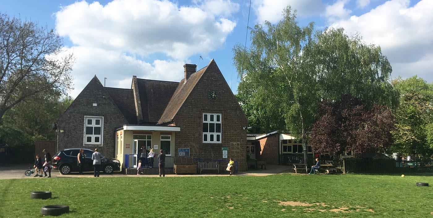 external picture of school building